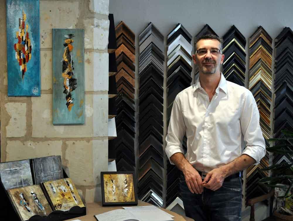 Christophe Baudin - Artiste Peintre Contemporain